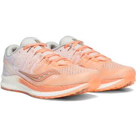saucony Freedom ISO 2 Shoes Women, peach/white